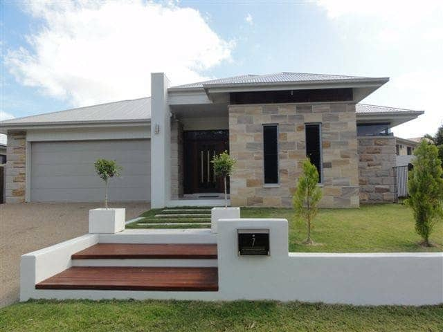 A new home built by our builders in Townsville