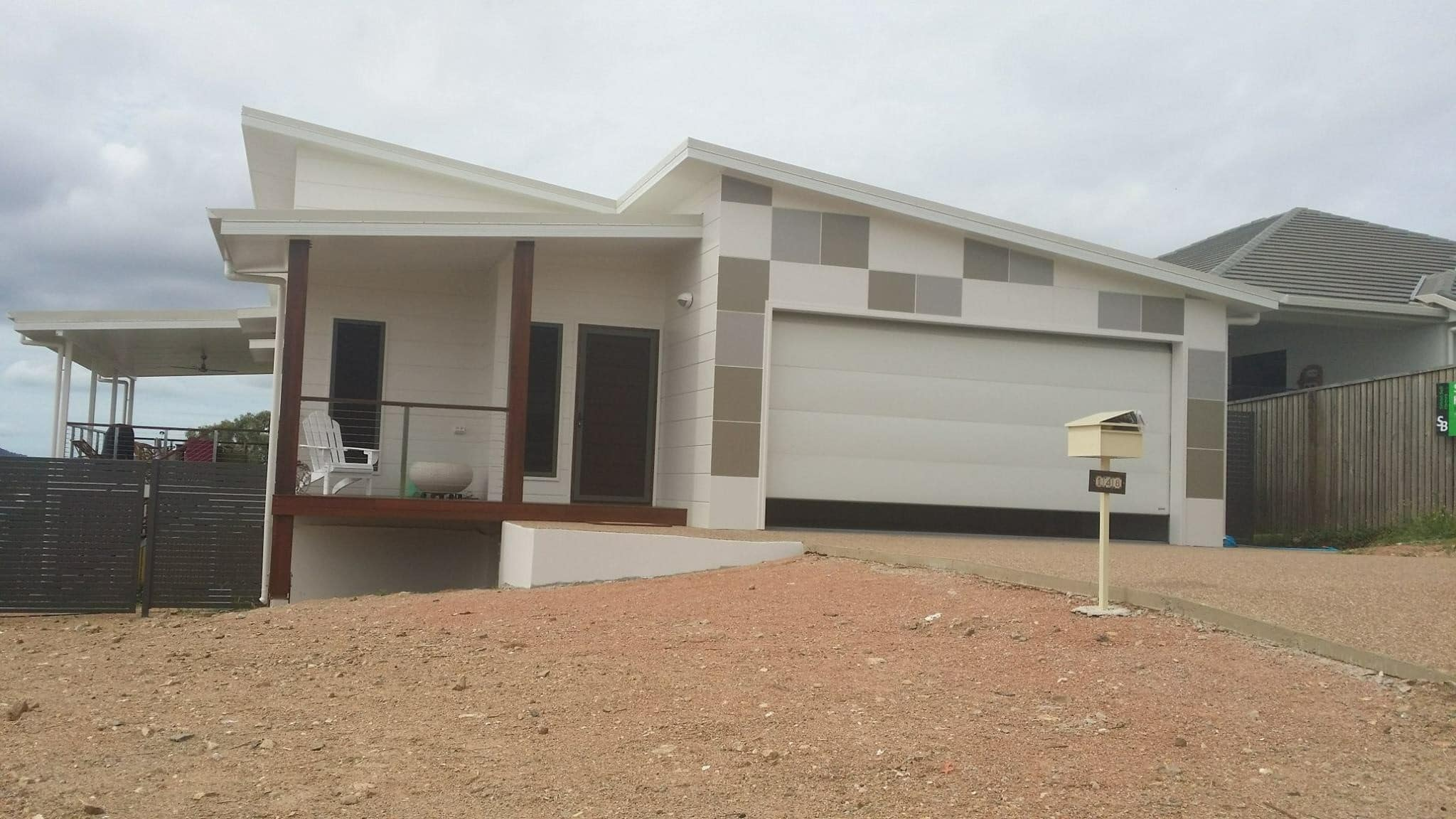 A new home by our builders in Townsville
